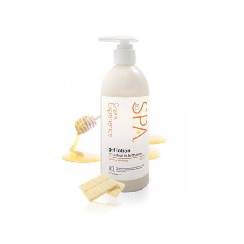 Milk + Honey with White Chocolate Gel Lotion 34oz