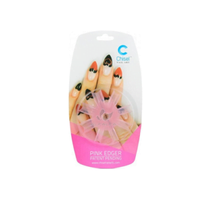 Nail Art Heart Edger Pink