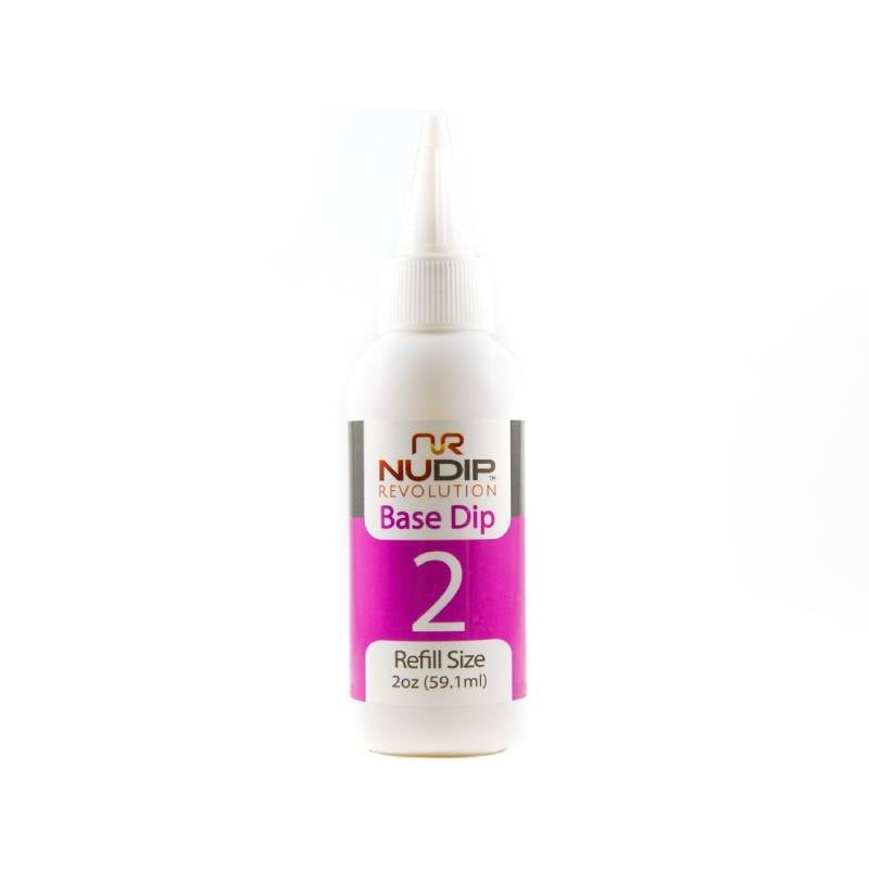NuRevolution Dipping Application (Base Dip) 2oz 59.1ml (Refill)