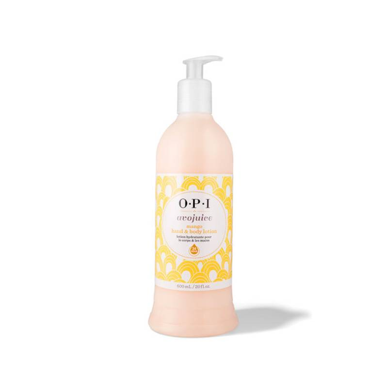 OPI - AvoJuice - Hand And Body Lotion - Mango