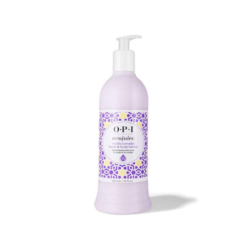 OPI - AvoJuice - Hand And Body Lotion - Vanilla Lavender