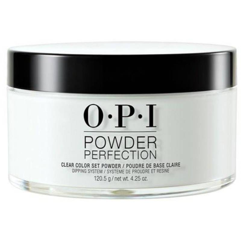 OPI Powder Perfection Clear Color Set Powder 4.25 oz