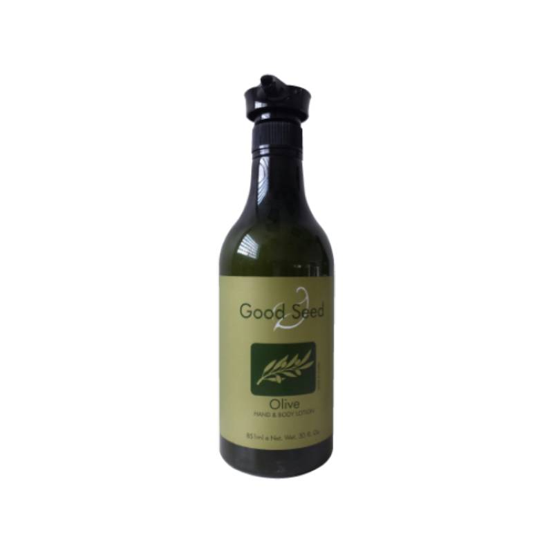Olive Hand And Body Lotion 25oz