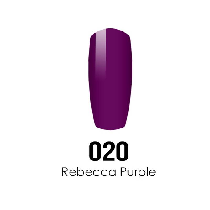 DC Duo Gel #020 REBECCA PURPLE