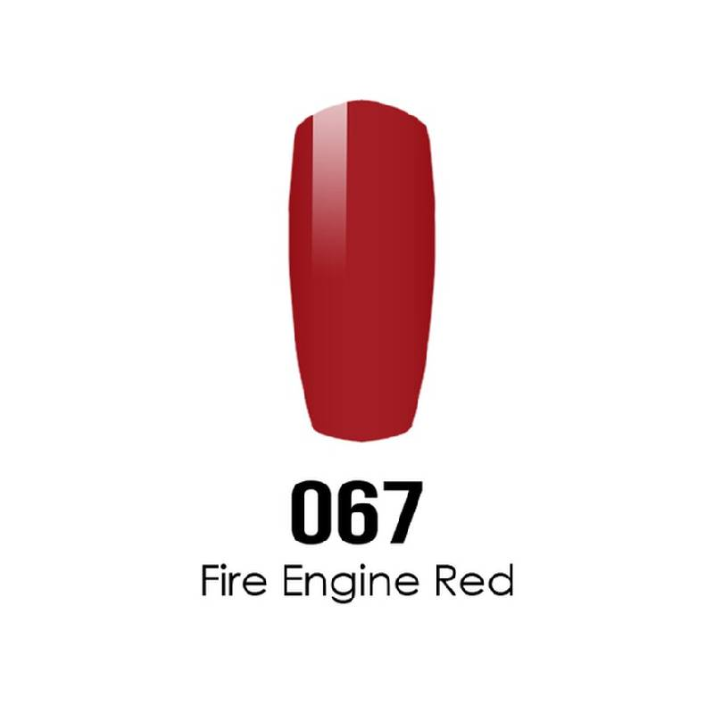 DC Duo Gel #067 FIRE ENGINE RED