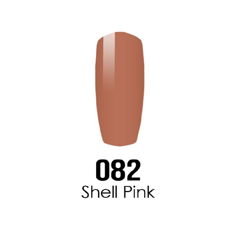 DC Duo Gel #082 SHELL PINK