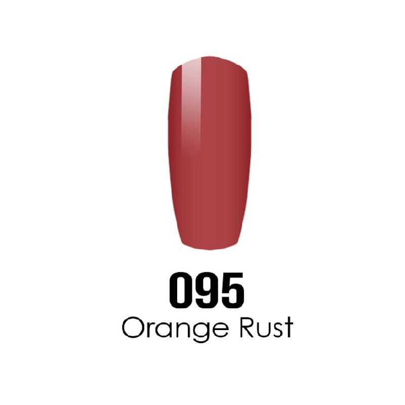 DC Duo Gel #095 ORANGE RUST
