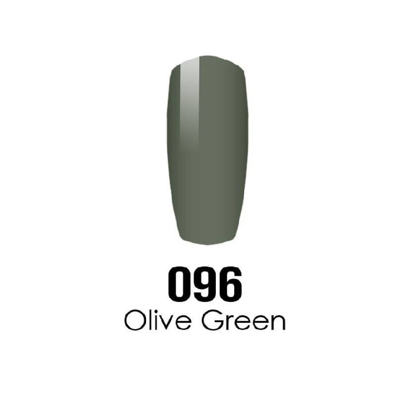 DC Duo Gel #096 Olive Green