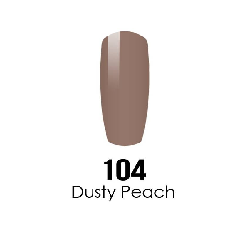 DC Duo Gel #104 Dusty Peach