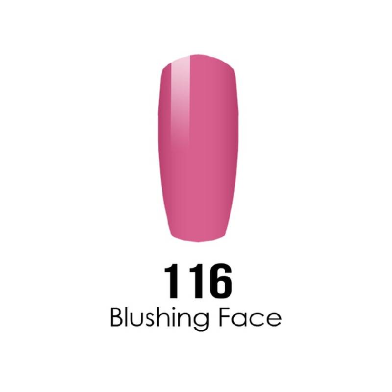 DC Duo Gel #116 Blushing Face