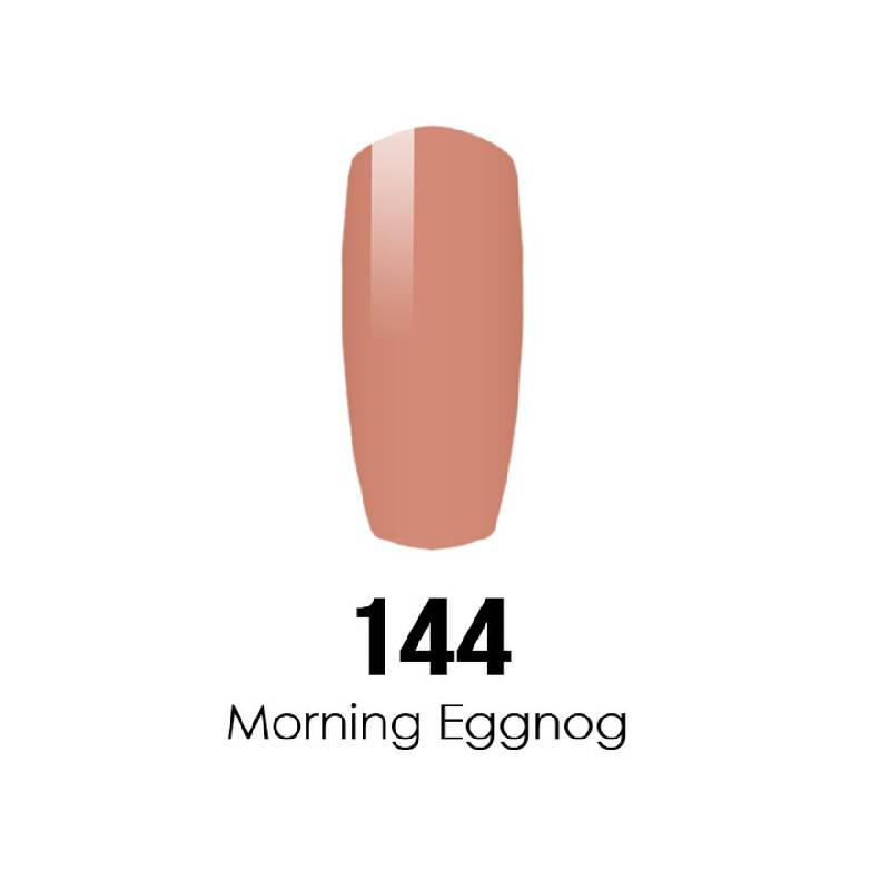 C Duo Gel #144 MORNING EGGNOG