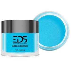 EDS Dipping Powder #EDS104 Blue Jets