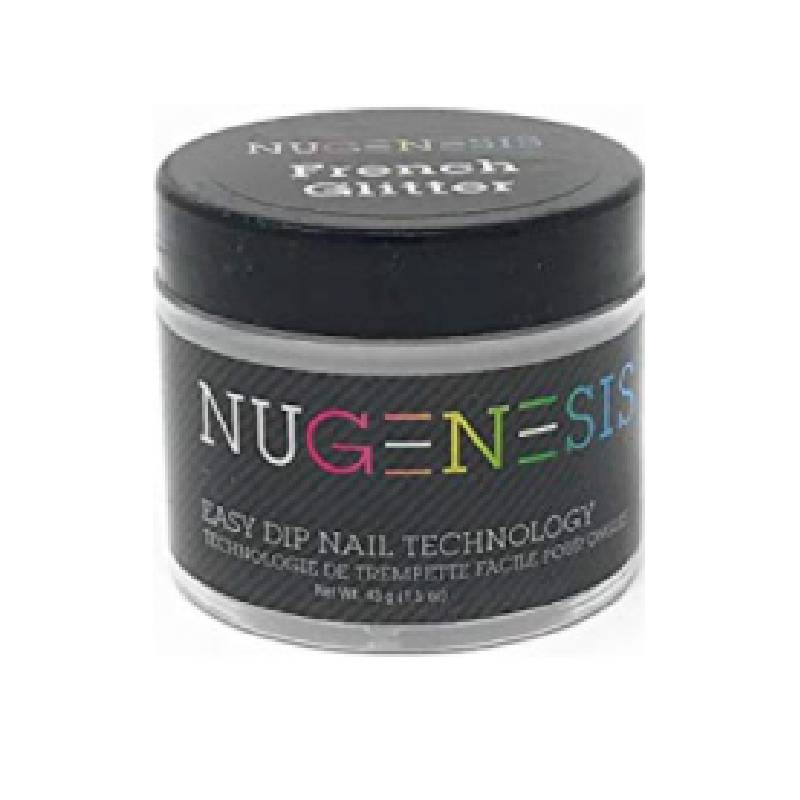 Color Powder - NU French Glitter 2oz