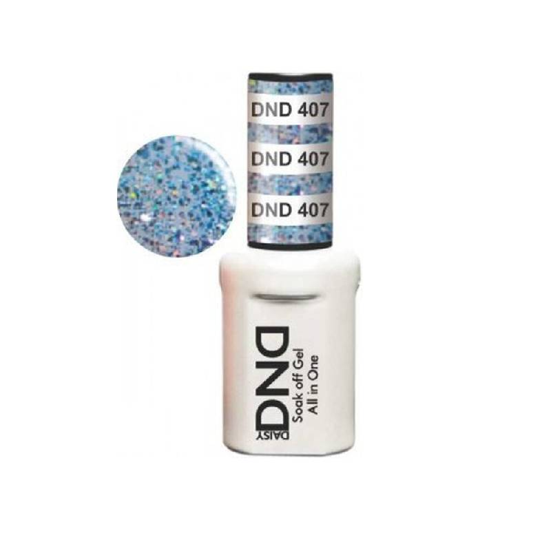 Duo Gel #407 Black Diamond Star