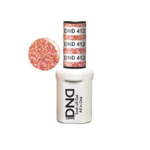 Duo Gel #412 Golden Orange Star