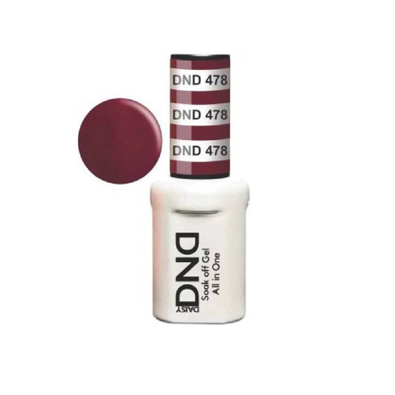 Duo Gel #478 Spiced Berry