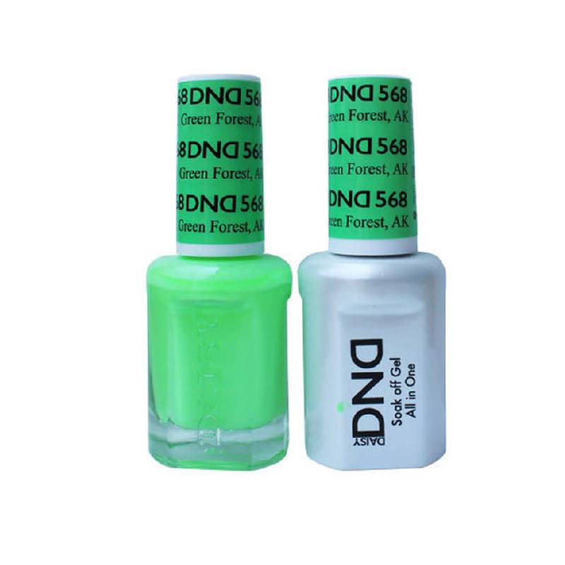 Duo Gel #568 Green Forest, Ak