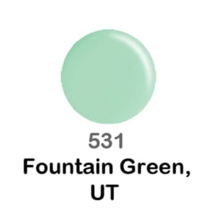 DND Duo Gel #531 Fountain Green, UT