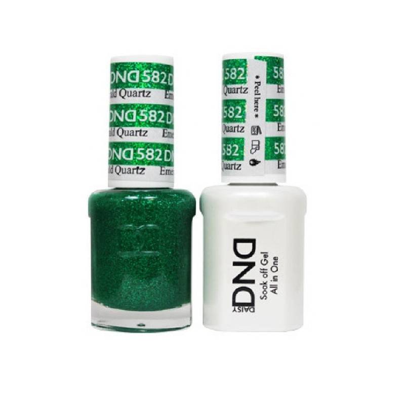 Duo Gel #582 Emerald Quartz