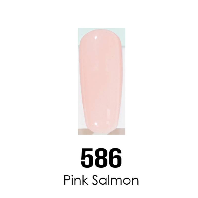 Duo Gel #586 Pink Salmon Diva Collection