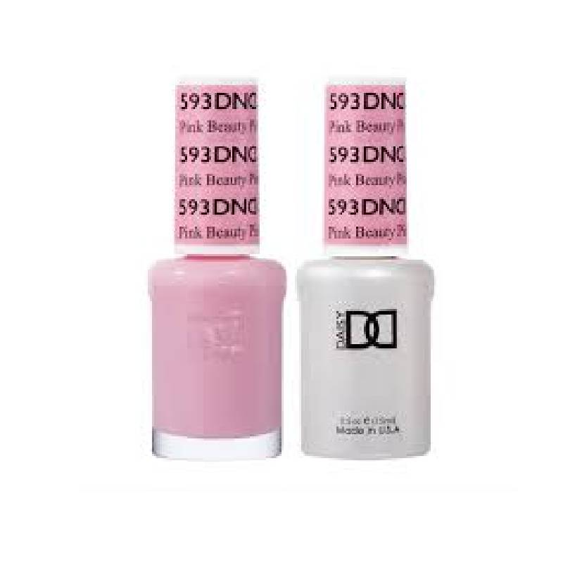 Duo Gel #593 Pink Diva Collection