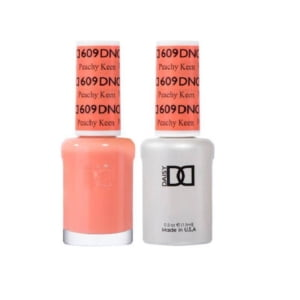 Duo Gel #609 Peachy Diva Collection