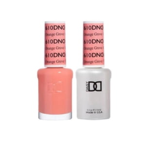 Duo Gel #610 Orange Diva Collection