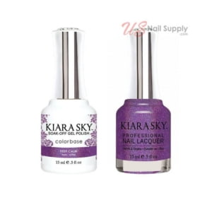 Gel Polish + Nail Lacquer Keep Calm G903