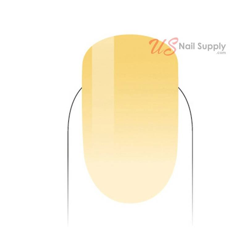 Mood Color Changing Gel Polish Buttercup MPMG57