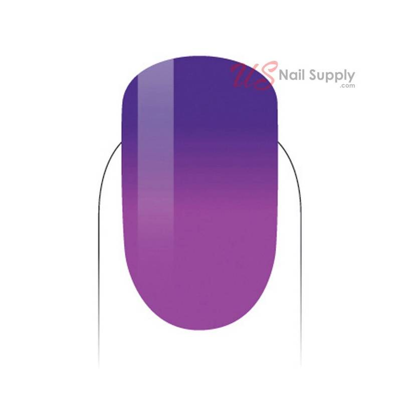 Mood Color Changing Gel Polish Royal Orchid MPMG54