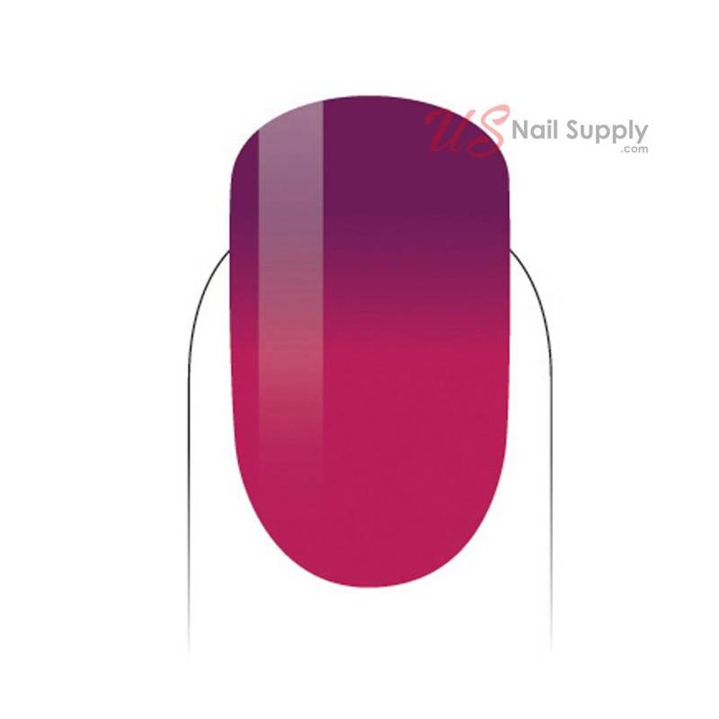 Mood Color Changing Gel Polish Wine Berry MPMG49