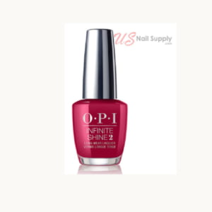 Infinite Shine OPI Red ISLL72