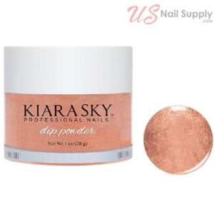 Kiara Sky Dip Powder 1 Oz, Copper Out D470