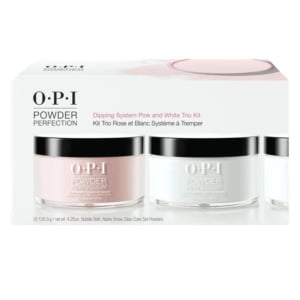Powder Perfection Dipping System Pink and White Trio Kit