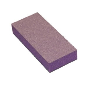 Slim Buffer, Purple/White, 60/100 Grit, 500pcs