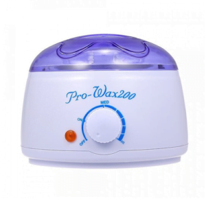 Portable 100 Watts Electric Hair Removal Wax Warmer White