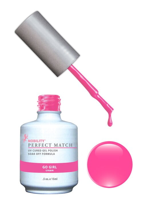 Perfect Match Go Girl PMS37