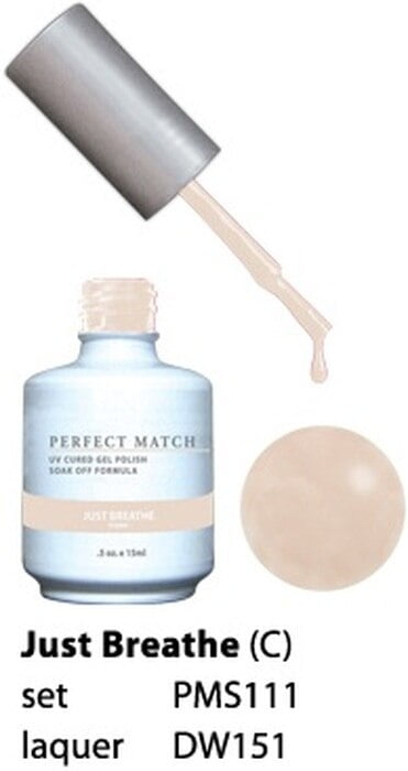 Perfect Match Just Breathe PMS111