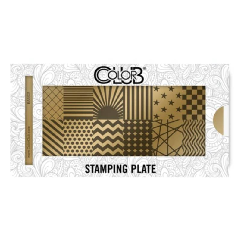 Color Club Stamping Plate (Basic)
