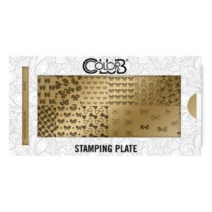 Stamping Plate (Bows)