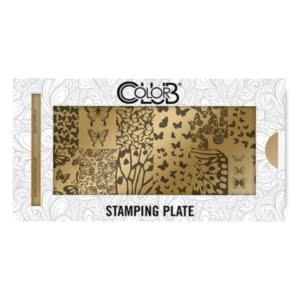 Stamping Plate (Butterfly)