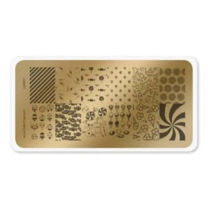 Stamping Plate (Candy)