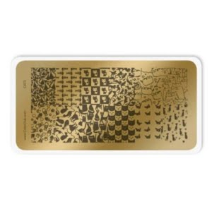 Stamping Plate (Cats)