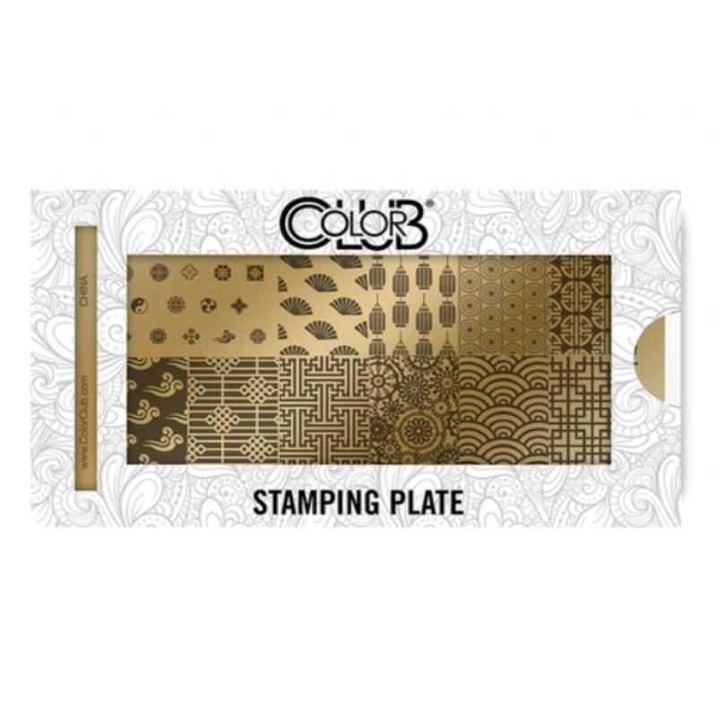 Color Club Stamping Plate (China)