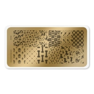 Stamping Plate (Dogs)