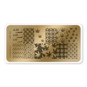 Stamping Plate (Mary Jane)