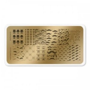Stamping Plate (Mustachios)