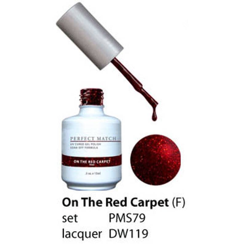 Perfect Match On The Red Carpet PMS79