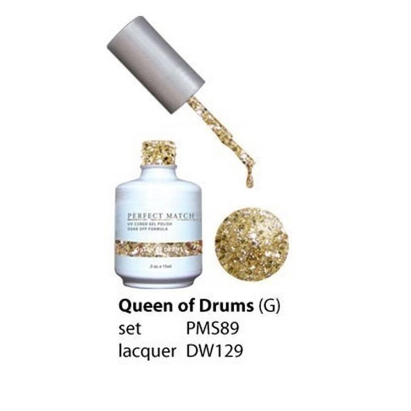 Perfect Match Queen Of Drums PMS89