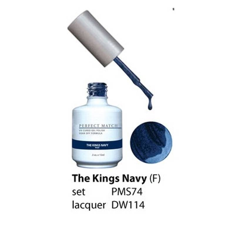 Perfect Match The Kings Navy PMS74